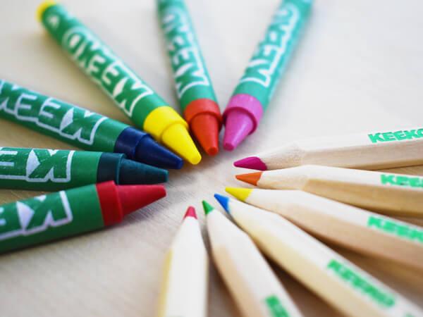 Keeko Kids Crayons